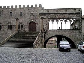 Viterbo-Papal Palace