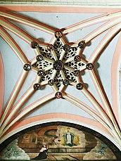 Bóveda de la Capilla de la Milagrosa
