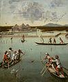 Vittore Carpaccio - Hunting on the Lagoon (recto), Letter Rack (verso) - 79.PB.72 - J. Paul Getty Museum.jpg