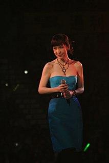 Vivian Chow Hong Kong actress and singer