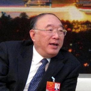 Huang Qifan - Huang Qifan in 2012