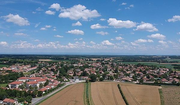 Photo de la ville Mionnay