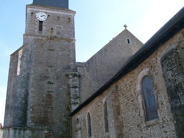 Monument historique à Olonne-sur-Mer