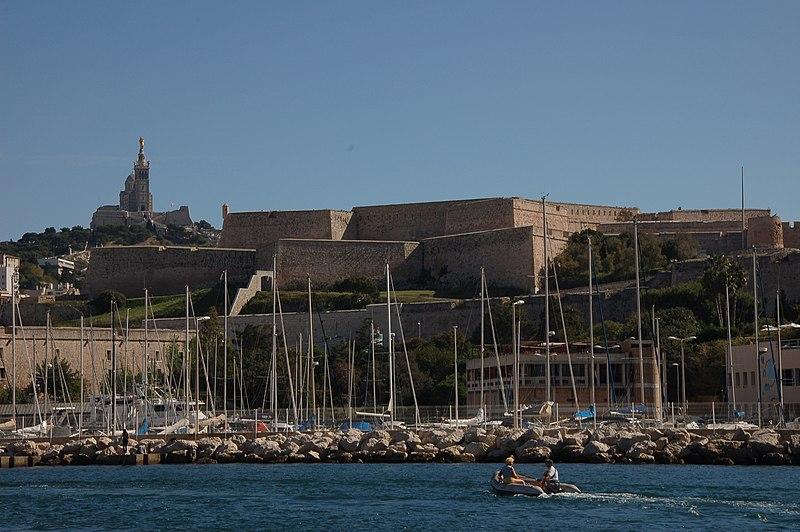 File:Vue du Fort Saint-Nicolas.JPG