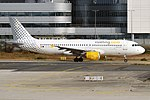 Vueling, EC-KCU, Airbus A320-216 (45272629601).jpg