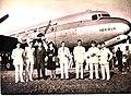 Vuelo inaugural Iberia Madrid - Buenos Aires (1946).jpg