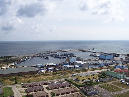 Władysławowo port