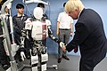 WABIAN 2R and Boris Johnson 20170720.jpg