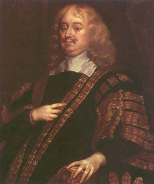 Earl of Clarendon - Edward Hyde,  1st Earl of Clarendon