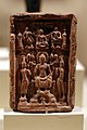 WLA brooklynmuseum Buddhist Votive Plaque 7th century.jpg
