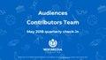 WMF Contributors Team May 2018 Quarterly Check-In.pdf