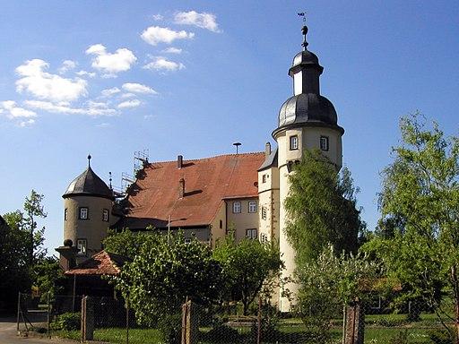 Waldmannshofen Schloss