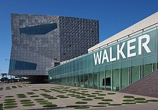 Walker Art Center Art center in Minnesota, United States