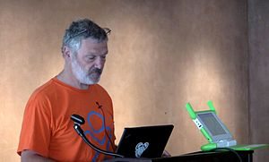 Walter Bender - Walter Bender, learning fundamentalist
