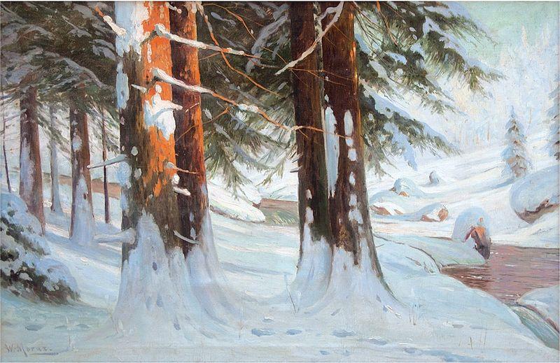 File:Walter Moras - Winterwald3.jpg