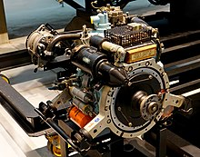 El Rc2 60 Aeronautical Rotary Engine
