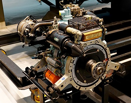 Wankel engine - Wikiwand