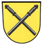 Wappen der Gemeinde Benningen am Neckar