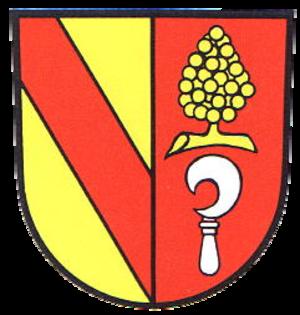 Ihringen - Image: Wappen Ihringen