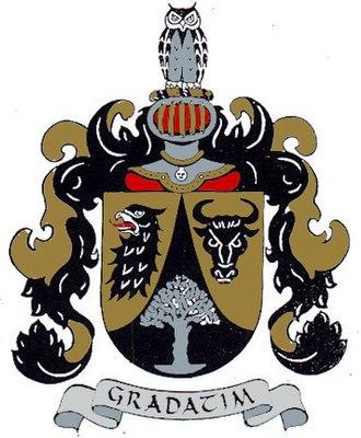 Otjiwarongo - Image: Wappen Otjiwarongo Namibia