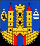 Das Wappen von Grimma