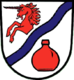 Coat of arms of Tessenow