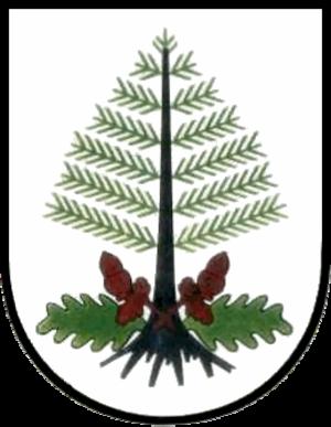 Laußnitz - Image: Wappen laussnitz