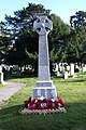 War Memorial at St George Church - geograph.org.uk - 128051.jpg