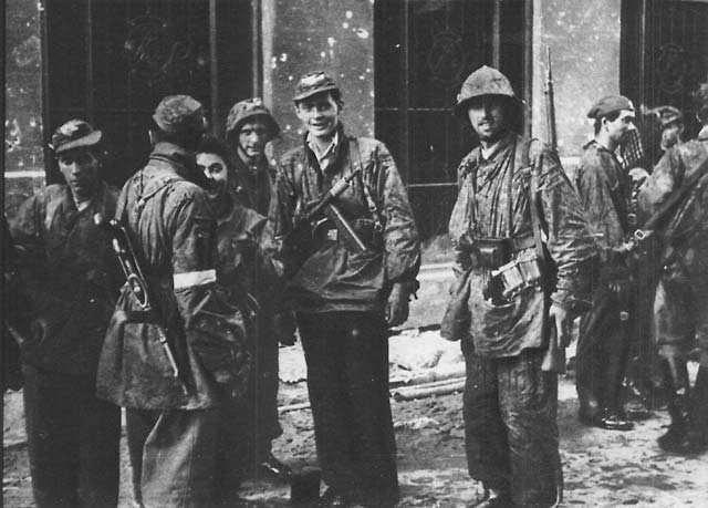 Warsaw Uprising Batalion Zośka 2 (1944)