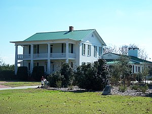 National Register of Historic Places listings in Hardee County, Florida - Image: Wauchula Carlton Estate 01
