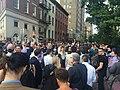 WeAreOrlando Vigil outside the Stonewall Inn, New York, June 13, 2016 (27049391043).jpg