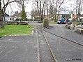 Weioche der Feldbahn im Deutschen Dampflokomotiv-Museum in Neuenmarkt, Oberfranken (14314487005).jpg