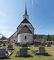 Weitensfeld Zweinitz Pfarrkirche hl Egydius und Laurentius Apsis 10042015 1761.jpg