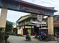 Welcome Gate to Sumber Jaya, Siantar Martoba, Pematangsiantar.jpg