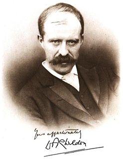Raphael Weldon English evolutionary biologist