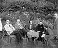 Wereldunie Conferentie Vredesorganisatie op Pieterberg Abbe Pierre, Bestanddeelnr 907-2972.jpg