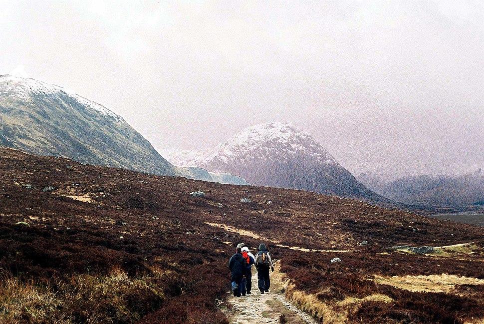 West Highland Way 2005 b