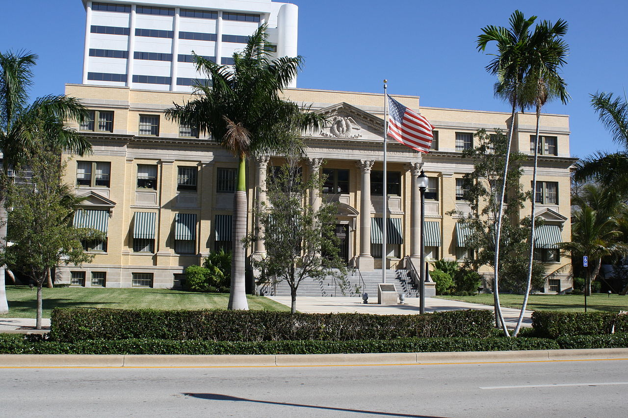 Courthouse Commons West Palm Beach Fl