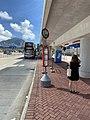 Western Harbour Crossing bus stop(To New Territories KMB part) 16-07-2020.jpg