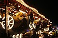 Weston-super-Mare carnival 2019 - Globe CC Underground (A Steampunk Revolution) detail.JPG