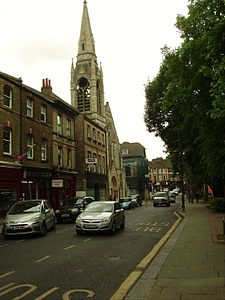 Westow Street to Church Road.JPG