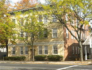 Westville, New Haven - Apartments along Whalley Avenue