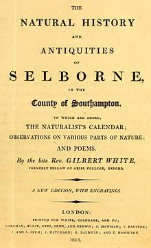 White's Selborne 1813 title page (detail).jpg