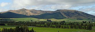 Mossburn - White Hill Wind Farm