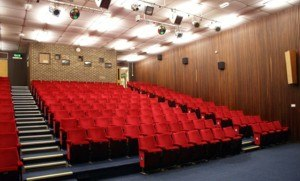 John Whitgift Academy - The 203-seat theatre at Whitgift School. The theatre is used for educational purposes within the school, such as assemblies, as well as the showing of films.