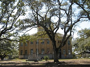National Register of Historic Places listings in Wilkinson County, Mississippi - Image: Wikinson County Mississippi Courthouse