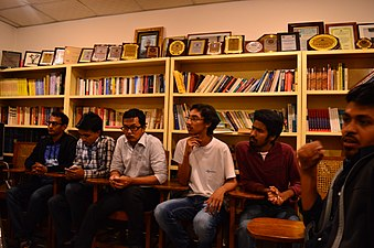 Wikipedians at WPMCTG3 (12).jpg