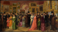 William Powell Frith - 'A Private View at the Royal Academy, 1881' (Martin Beisly Fine Art).webp