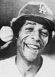 Willie Davis (baseball) American baseball player