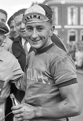 Willy Vannitsen in 1956